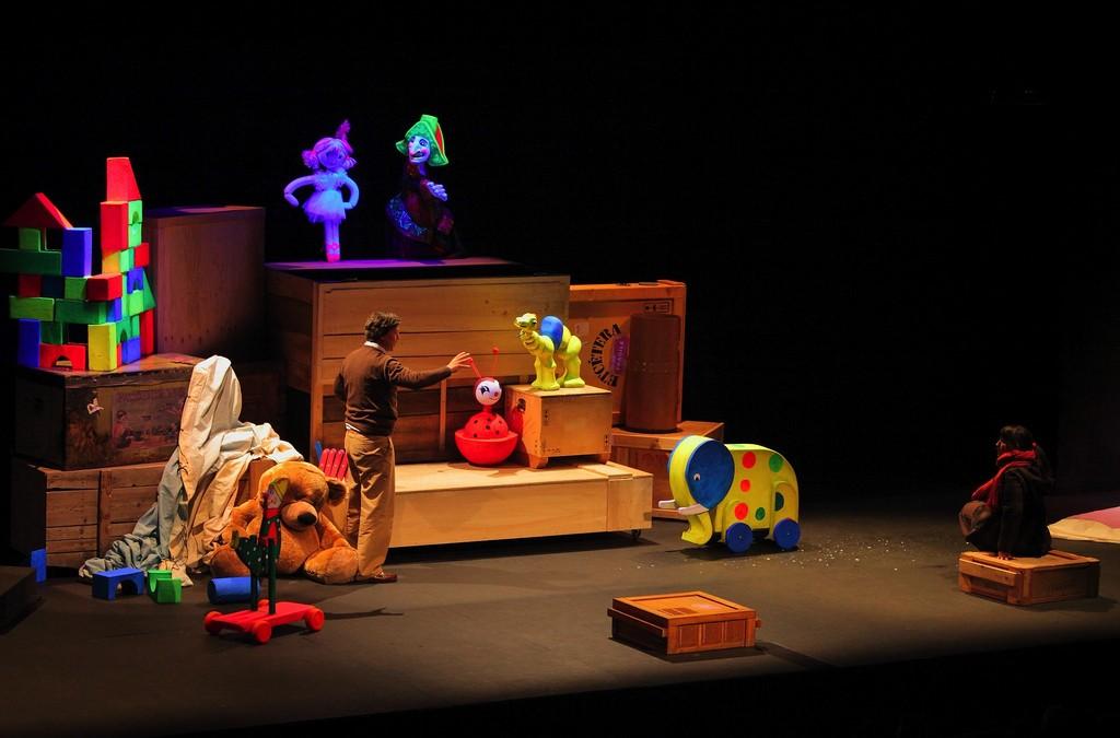 La caja de los juguetes 1