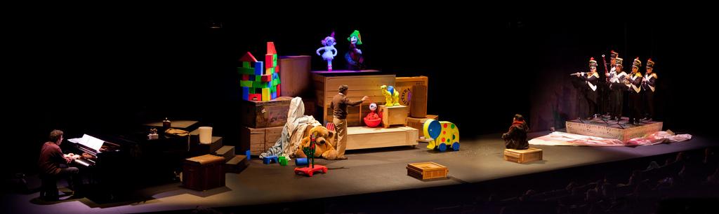 La caja de los juguetes 6